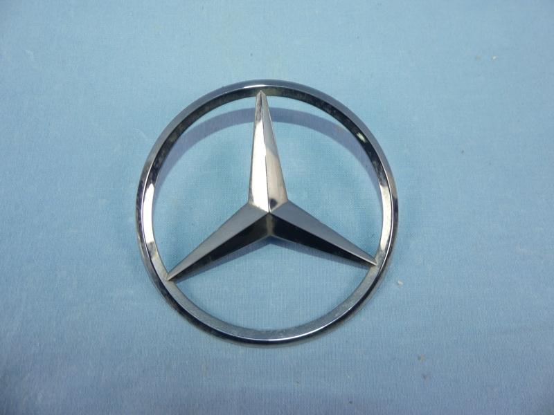 A2058174500 Mercedes-Benz Stern Heck Heckklappe W205 C-Klasse Limousine